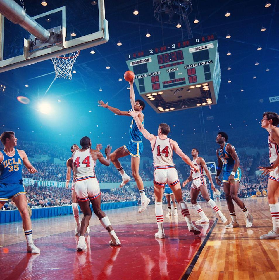 <p>No matter how carefully you compose your bracket, anything can happen during March Madness—from dominating defeats to awe-inspiring Cinderella stories. It's been that way since the very first NCAA tournament in 1939. Here, we take a look back at the good, the bad, and the most surprising moments that have occurred since the very first game.</p>