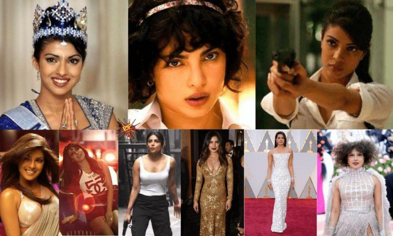 Birthday Special : The A-Z Shades Of Priyanka Chopra Jonas