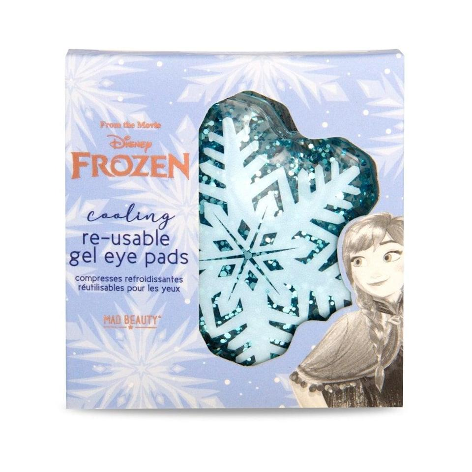 <p>Cold never bother you anyway? These <span>Mad Beauty Frozen Gel Eye Pads</span> ($10) are soothing and perfect to use on days when relaxation is a must.</p>