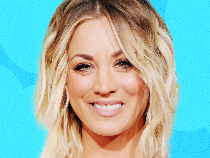 Kaley Cuoco Says Bye To The Big Bang Theory With A New Do