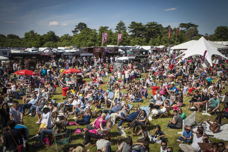 Why not go to multiple editions? [Photo: Foodies Festival]