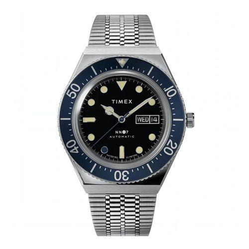 """<p>40mm Stainless Steel<br></p><p><a class=""""link rapid-noclick-resp"""" href=""""https://go.redirectingat.com?id=127X1599956&url=https%3A%2F%2Fwww.timex.com%2Ftimex-x-nn07-40mm-automatic-stainless-steel-bracelet-watch%2FTW2U92800JR.html&sref=https%3A%2F%2Fwww.esquire.com%2Fuk%2Fwatches%2Fg25973970%2Fbest-mens-watches%2F"""" rel=""""nofollow noopener"""" target=""""_blank"""" data-ylk=""""slk:SHOP"""">SHOP</a></p><p>Copenhagen outfit NN07 is the sort of cool, minimalist, Nordic menswear brand you see a lot outside Soho offices. Timex is the sort of cool, storied, minimalist watch you see a lot around Soho offices. Put them both together, and you get the sort of SYNERGY you hear about a lot in Soho offices.</p><p>With a collab that plays to the strengths of each marque, it's the sort of wear everywhere watch that won't break the bank. And, as it's limited to just 777 pieces, you won't see it everywhere else either.</p><p>£240; <a href=""""https://go.redirectingat.com?id=127X1599956&url=https%3A%2F%2Fwww.timex.com%2Ftimex-x-nn07-40mm-automatic-stainless-steel-bracelet-watch%2FTW2U92800JR.html&sref=https%3A%2F%2Fwww.esquire.com%2Fuk%2Fwatches%2Fg25973970%2Fbest-mens-watches%2F"""" rel=""""nofollow noopener"""" target=""""_blank"""" data-ylk=""""slk:timex.com"""" class=""""link rapid-noclick-resp"""">timex.com</a></p>"""
