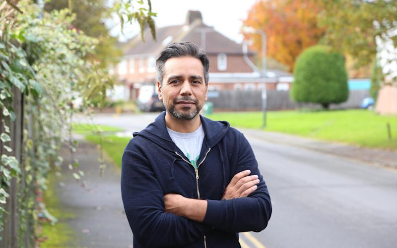Jasbir Mann discovered 110 fraudulent transactions had been made to a gambling site using his Facebook account  - John Lawrence