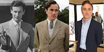 <p>Ben Miles made a quick return to Season 2 of <em>The Crown</em> as Princess Margaret's former lover, Peter Townsend.</p>