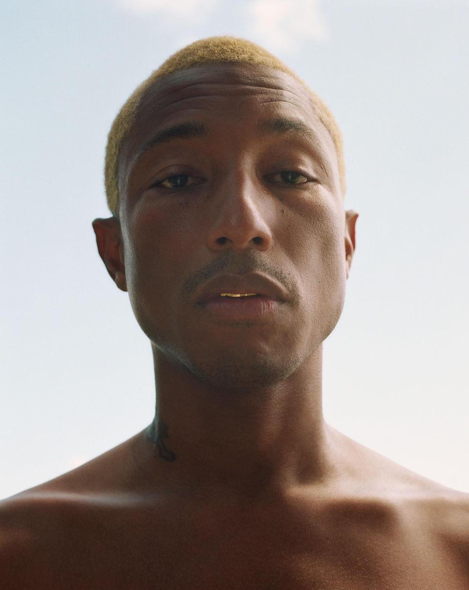 """<p>For years, Pharrell has topped our list of celebrities who probably have a portrait of themselves in the attic that ages on their behalf. And it turns out, in addition to enviable genes, he's had a long-lasting interest in skin care that, thankfully, meant the <a href=""""https://www.allure.com/story/pharrell-humanrace-skin-care-line-details?mbid=synd_yahoo_rss"""" rel=""""nofollow noopener"""" target=""""_blank"""" data-ylk=""""slk:launch of Humanrace"""" class=""""link rapid-noclick-resp"""">launch of Humanrace</a> in late 2020. Like so many other brands that see and seize on the clear link between skin care and self care, it has wellness undertones — but not in the typical way. """"We want to democratize the experience of achieving wellness. And I'm not trying to be like any other wellness brand out there,"""" <a href=""""https://www.allure.com/story/pharrell-williams-2020-cover-interview?mbid=synd_yahoo_rss"""" rel=""""nofollow noopener"""" target=""""_blank"""" data-ylk=""""slk:he told Allure"""" class=""""link rapid-noclick-resp"""">he told <em>Allure</em></a><em>.</em> """"Ours is all based on results and solutions and sensations.""""</p> <p><strong>Star product:</strong> """"The <a href=""""https://shop-links.co/1747577896987247932"""" rel=""""nofollow noopener"""" target=""""_blank"""" data-ylk=""""slk:Rice Powder Cleanser"""" class=""""link rapid-noclick-resp"""">Rice Powder Cleanser</a> ($32) has got a frothy, slightly gritty consistency that buffed away all that dead skin,"""" says <em>Allure</em> digital editor Jihan Forbes. """"I had to actively remind myself to stop touching my face, it was so soft after I rinsed it off. I think I'll <a href=""""https://www.allure.com/story/pharrell-humanrace-skin-care-line-details?mbid=synd_yahoo_rss"""" rel=""""nofollow noopener"""" target=""""_blank"""" data-ylk=""""slk:keep this one"""" class=""""link rapid-noclick-resp"""">keep this one</a>.""""</p>"""