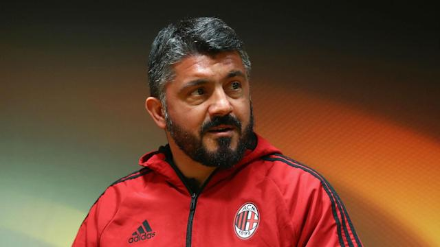 AC Milan will not be quite as active in the upcoming transfer window, according to head coach Gennaro Gattuso.