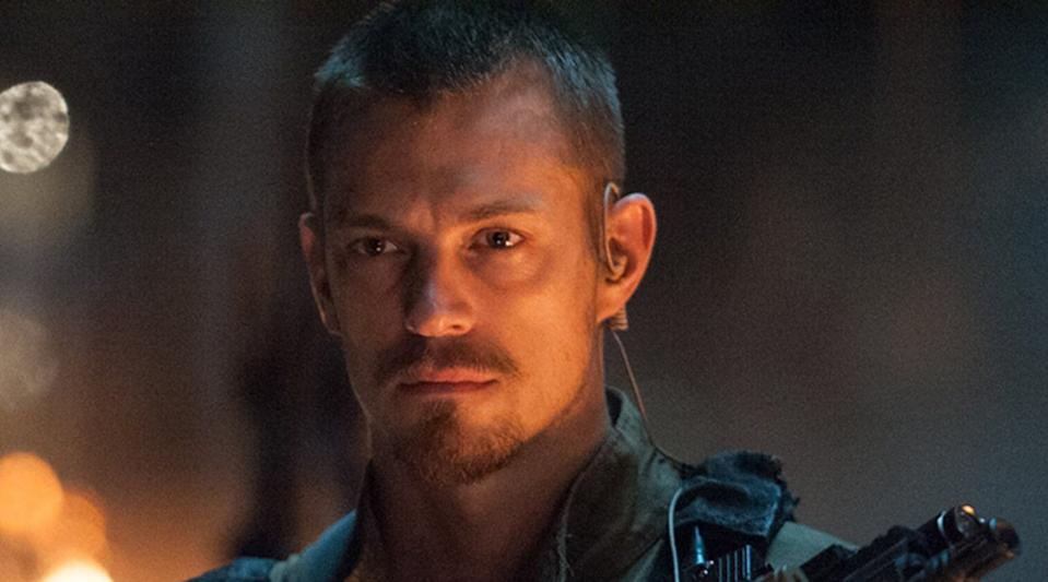 Joel Kinnaman says James Gunn's Suicide Squad script made him laugh on every page (Image by Warner Bros)