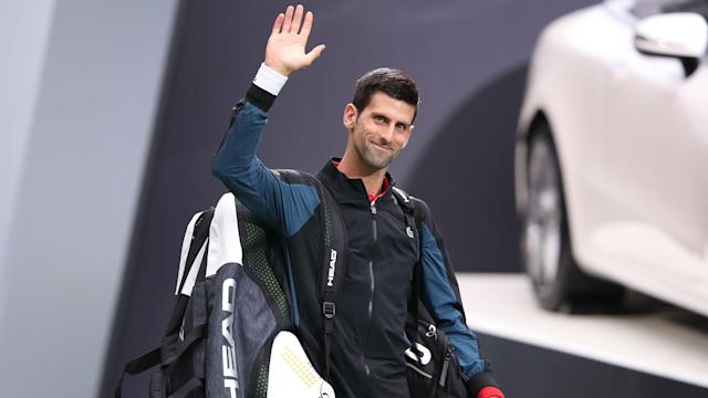After winning the Cincinnati Masters and the US Open, Novak Djokovic sealed another title at the Shanghai Masters.