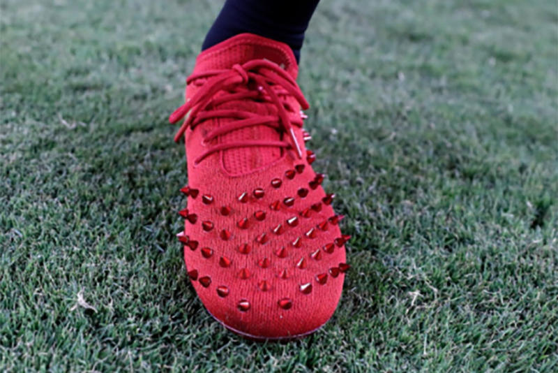 c6efaafd2 6 Best Customized Cleats of the NFL So Far
