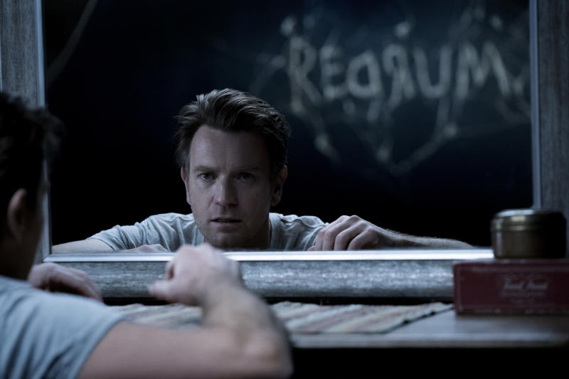 "Ewan McGregor as Danny Torrance in the Warner Bros. Pictures' supernatural thriller ""DOCTOR SLEEP,"" a Warner Bros. Pictures release."