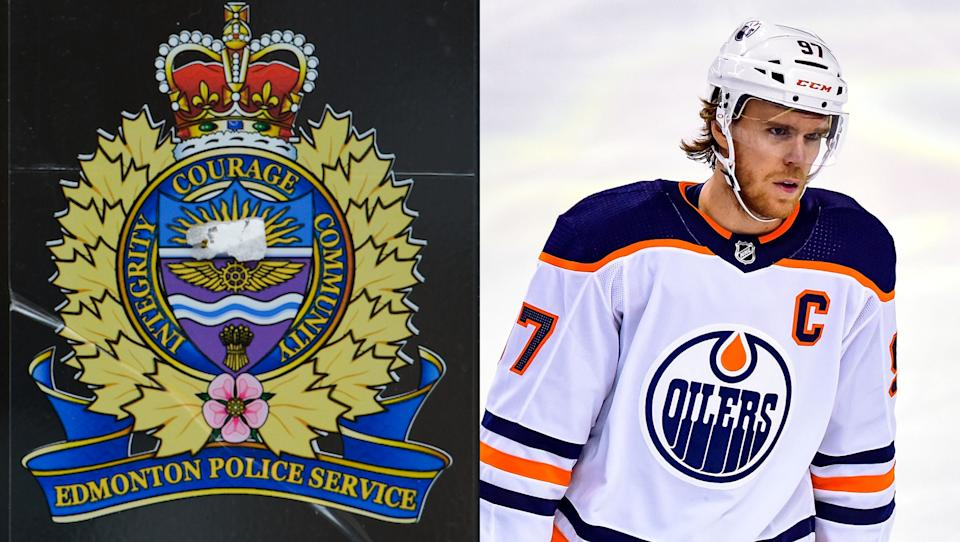The Alberta government is claiming that data shows the Edmonton police have delayed the submission of bail documents on Edmonton Oilers game nights. (Getty)