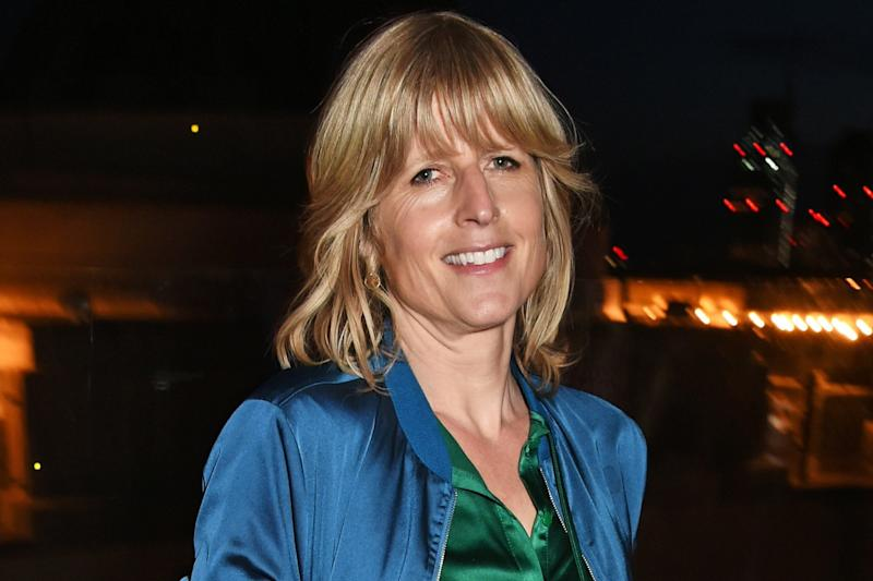 Rachel Johnson is standing in the European elections as a candidate for Change UK (Dave Benett)