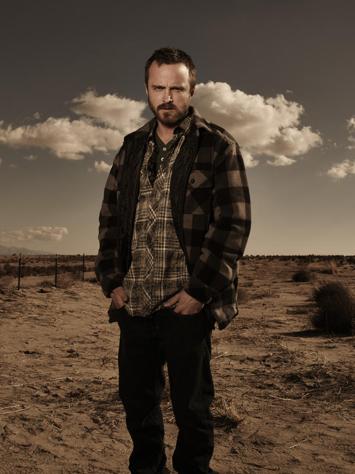 "Jesse Pinkman (Aaron Paul) in ""Breaking Bad"" Season 5."