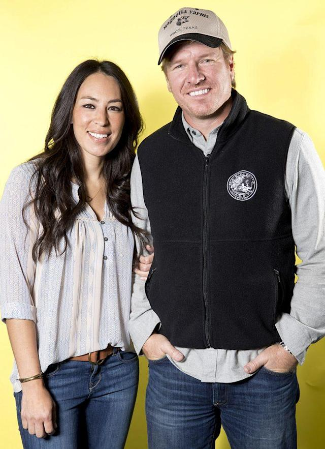 Joanna and Chip Gaines, a husband-and-wife team and stars of HGTV's <em>Fixer Upper,</em> launched a lifestyle magazine. (Photo: Brian Ach/Invision/AP)
