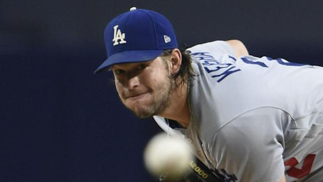 Clayton Kershaw suffered back tightness during his return in the Los Angeles Dodgers' 2-1 MLB loss to the Philadelphia Phillies.