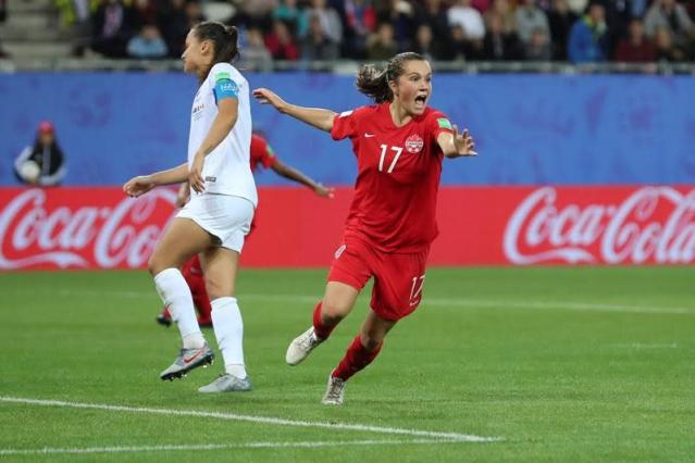 "GRENOBLE, France — Two wins in as many games for Canada at the Women's World Cup. And coach Kenneth Heiner-Moller sees even better things ahead.""I'm very happy for the win but I know this team has got more,"" the Dane said after Saturday's 2-0 victory over New Zealand moved his team into the round of 16. ""It's like you're hungry and you're eating a little bit but you're still hungry. I know this team can do so much more.""After dispatching No. 46 Cameroon 1-0 and 19th-ranked New Zealand, fifth-ranked Canada now heads 600 kilometres north to Reims where it will face the eighth-ranked Netherlands on Thursday to decide who tops Group E.The two teams are tied on points and goal difference. The European champion Dutch beat winless Cameroon 3-1 earlier Saturday at Valenciennes to also advance to the knockout stage.The Netherlands offer a step up in class, with Heiner-Moller noting the Dutch have ""more experience, more confidence and with players playing in the bigger leagues in Europe.""Finishing first in the group sets up a round-of-16 date against the runner-up in Group D — England or Japan, who face off Wednesday. Placing second means a date with the Group F runner-up, likely Sweden unless the U.S. stumbles.Heiner-Moller said he has no preference.""We took two steps forward. Hopefully we'll take a third one. And then we'll play whoever we're going to play.""England, France, Germany and Italy have also booked their ticket to the knockout stage, making Canada the first non-European side to advance.As in the opener against Cameroon, goals proved hard to come by initially Saturday for the Canadians despite dominating play.Jessie Fleming and Nichelle Prince each opened their World Cup account with goals in the second half as Canada wore down New Zealand. Captain Christine Sinclair, in search of goal No. 182, could have had a hat trick, hitting the woodwork twice and firing high another time but ended up setting up Prince's goal. Before the game, a former World Cup coach described the Kiwis as a team a cut below the Canadians but one who could give you trouble. The Football Ferns, who upset No. 3 England in a pre-tournament warmup, never got out of first gear, however.New Zealand coach Tom Sermanni, a former assistant coach with Canada during the 2015 World Cup, paid tribute to the Canadians ""slick"" ball movement and excellent chemistry. But he was not happy with his team's performance. ""I don't think at any stage we got a foothold in the game,"" he said. ""I thought we were thoroughly outplayed ... I don't think we won a challenge. I don't think we won any kind of loose ball.""It didn't help that his team lost defender CJ Bott to a possible broken wrist early in the 18th minute after a Janine Beckie ball smashed her lower arm from close-range. It was another costly blow for a team that saw defender Meikayla Moore go down with a ruptured Achilles tendon on the eve of the tournament.In a planned move, Heiner-Moller switched from a 4-3-3 to a 3-5-2 formation in the first 15 minutes, widening the attack. Canada controlled the game but managed just one quality scoring chance in the opening half.A minute after Bott was helped off, Sinclair's header off a flick-on from a corner rattled off the crossbar. The ball went to Kadeisha Buchanan whose header hit a defender as the game of aerial ping-pong continued.Stephanie Labbe had to make an important interjection in the 39th minute, punching away a cross on a rare New Zealand counter-attack.The Canadians controlled the first half, essentially playing keepaway with New Zealand. But 73 per cent possession in the first 45 minutes did not produce a goal as Canada outshot the Football Ferns 8-1 (2-0 in shots on target).""(It was) frustrating that first half. We dominated but just weren't able to put one in,"" said Sinclair. ""Then Kenneth came in at halftime and said the work that we'd put in in that first half will earn us goals in the second half. And it happened.""It's hard to keep that up for 90 minutes defensively.""Canada came out with purpose in the second half, with a 14-pass sequence off the kickoff that led to a Beckie shot over the bar.The breakthrough came in the 48th minute. A probing long ball from Beckie found Prince down the left flank and the speedy forward outraced two defenders before squaring the ball for the 21-year-old Fleming to slot in her ninth goal in 68 appearances.Sinclair almost made it 2-0 soon after, but her redirect from in front went high. And Sinclair fed the 24-year-old Prince in the 72nd minute, only to have her header acrobatically steered away by goalkeeper Erin Nayler in a marvellous one-handed save.Prince made it 2-0 in the 79th minute, poking a rebound home from close-range after Sinclair's header hit the goalpost. It was her 11th goal for Canada.Veteran midfielder Sophie Schmidt and Sinclair called the goal-scorers before the game. Schmidt said she picked Fleming while Sinclair took Prince.The Canadians finished with 70 percent possession, completing 523 passes to New Zealand's 145. Canada outshot the Kiwis 17-2 (6-0 on target).""I thought we played some brilliant football and gave them nothing,"" said Schmidt.Canada is now unbeaten in 10 games (7-0-3) in 2019, one game off the team record. The run includes nine shutouts with the Canadians outscoring the opposition 11-1.Heiner-Moller's team has not lost since a 2-0 defeat at the hands of the top-ranked U.S. in the CONCACAF Women's Championship last October. Canada also extended its shutout streak to 423 minutes, dating back to a 2-1 friendly win over Nigeria on April 8.For New Zealand, in its fifth World Cup, the wait for a first tournament win continues with a record of 0-11-3. The Kiwis lost their tournament opener to the Dutch on a stoppage-time goal.The Canadian women have never before opened the World Cup with two straight wins. And they had never beaten a confederation champion (New Zealand is the big fish among the Oceania minnows) at the tournament. Heiner-Moller made one change to the team that started against Cameroon in Montpellier on Monday. Jayde Riviere, an 18-year-old making just her second start and sixth appearance, came in at fullback for Allysha Chapman.Riviere, who did not look out of place, gave way to Chapman with 15 minutes remaining. Heiner-Moller said Chapman did not get the start because they wanted to give her some rest.Grenoble was hit hard by thunder and lightning during the afternoon but the skies cleared for the 9 p.m. kickoff.The 20,000-capacity Stade des Alpes, with its low roof, proved to be a boombox nestled at the foot of the mountains. The crowd, announced at 14,856, was roaring before the players took the field.The match saw Sinclair surpass the 23,000-minute mark for Canada. She started the day at 22,950 minutes.The win raised Canada's career record against New Zealand to 7-1-4 record, with the lone loss coming in their first meeting in 1987. The two teams tied 0-0 the last time they met — in group play in Edmonton at the last World Cup in a game temporarily halted in the first half due to lightning concerns. Follow @NeilMDavidson on TwitterNeil Davidson, The Canadian Press"