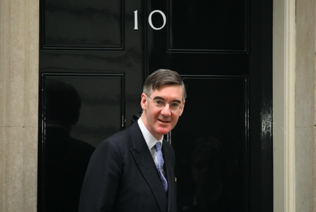 """Jacob Rees-Mogg became an important person in the Brexit saga as his ERG group refused to back Theresa May's deal. Mr Rees-Mogg was later promoted to the Cabinet by Boris Johnson but he was sidelined in the election over <a href=""""https://uk.news.yahoo.com/jacob-rees-mogg-grenfell-residents-stay-put-lacked-common-sense-075603053.html"""" data-ylk=""""slk:comments he made about the Grenfell disaster;outcm:mb_qualified_link;_E:mb_qualified_link;ct:story;"""" class=""""link rapid-noclick-resp yahoo-link""""><strong>comments he made about the Grenfell disaster</strong></a>. (Getty)"""