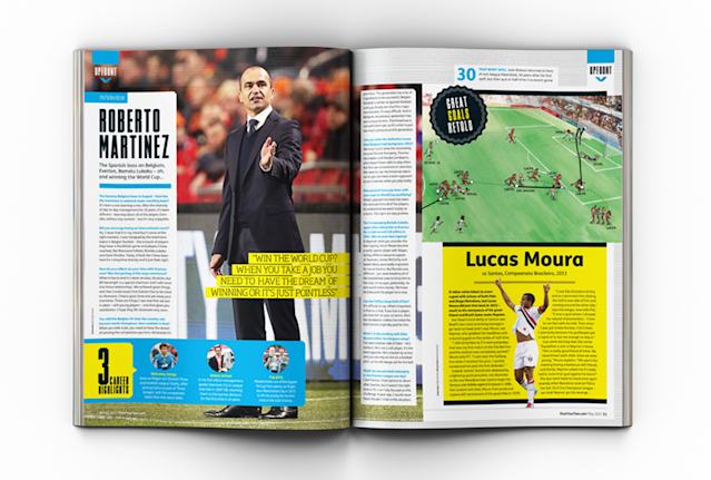 In the mag: Pogba! Football League Top 50! The rise of Conte! Defoe One-on-One!