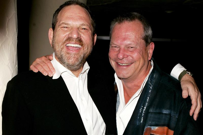 Terry Gilliam Has Some Controversial Opinions About Harvey Weinstein and #MeToo