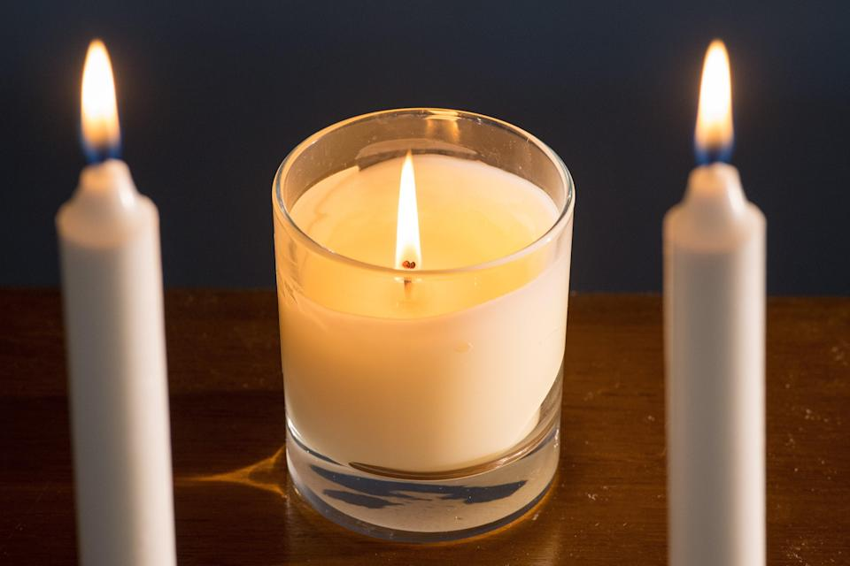 <p>Customer satisfaction for scented candles has been dropping much faster than for unscented ones</p> (PA)