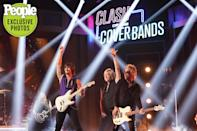 """<p>Slippery When Wet – The Ultimate Bon Jovi Tribute was formed in 2003 by Jason Morey after years of repeatedly being questioned """"Are you Jon Bon Jovi?""""</p> <p>Playing more than 1,800 shows throughout the U.S. and internationally, Slippery When Wet has headlined more than 60 Royal Caribbean cruises and played the pre-game of Super Bowl 48. In 2007, the band was officially authorized by Bon Jovi to perform their highly entertaining show. In 2018, Morey was chosen to perform as their only impersonator to Jon Bon Jovi in the Legends in Concert show in Las Vegas and the following year Slippery When Wet was handpicked to perform on both Runaway to Paradise Cruises with Jon Bon Jovi.</p> <p>Their drive, musical ability, showmanship and dedication to duplicating the Bon Jovi live experience is unmatched.</p>"""
