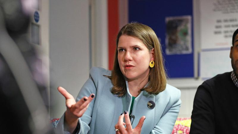 Jo Swinson apologises over Lib Dem backing for coalition welfare cuts
