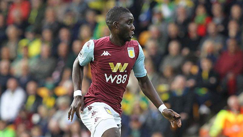 Aston Villa have condemned the supporters who targeted Marvelous Nakamba with racist chants.