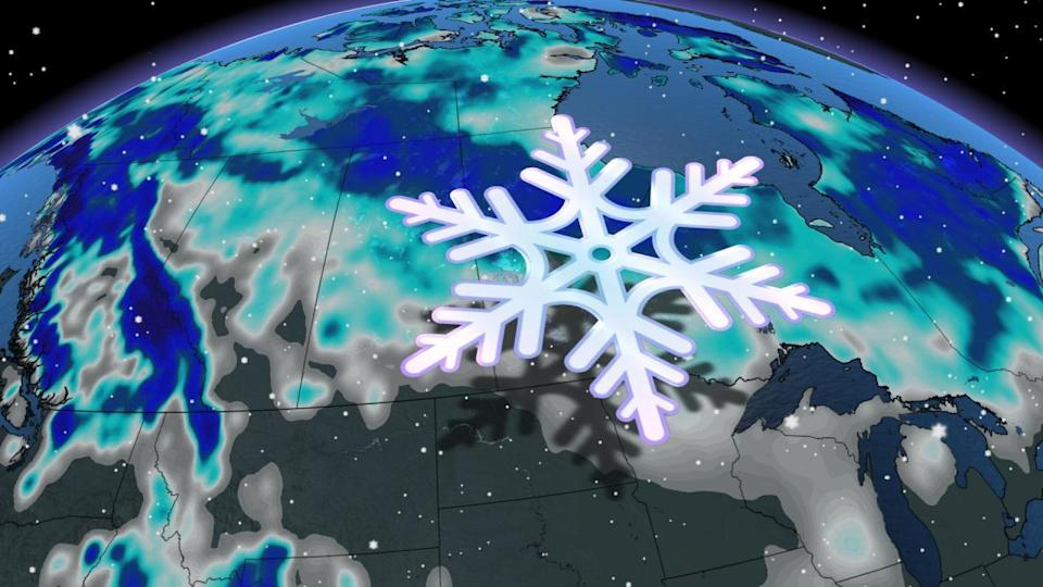 'Dramatically improved' chances for a White Christmas for millions