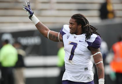 Pat Forde thinks Washington's Shaq Thompson should be in the Heisman conversation due to his versatility. (AP)