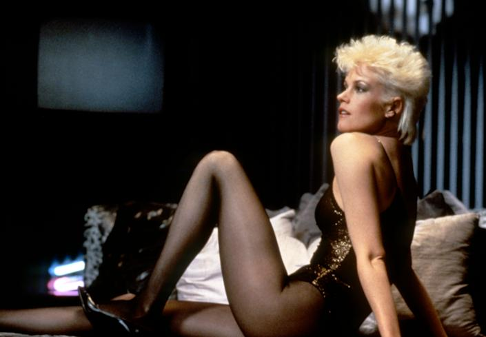 """Melanie Griffith in """"Body Double."""" (Photo: Sunset Boulevard via Getty Images)"""