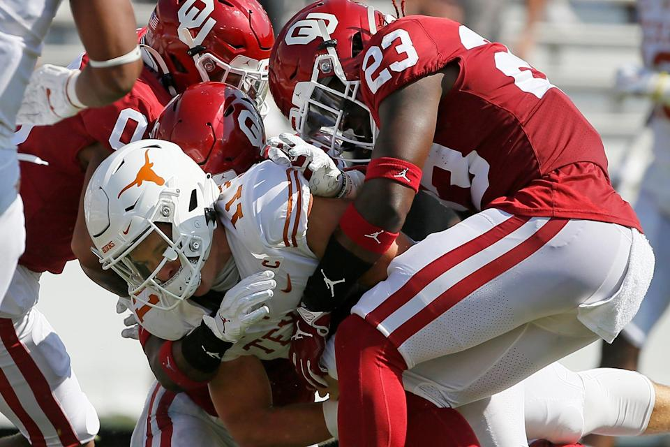Texas and Oklahoma reportedly expresses interest in joining the SEC