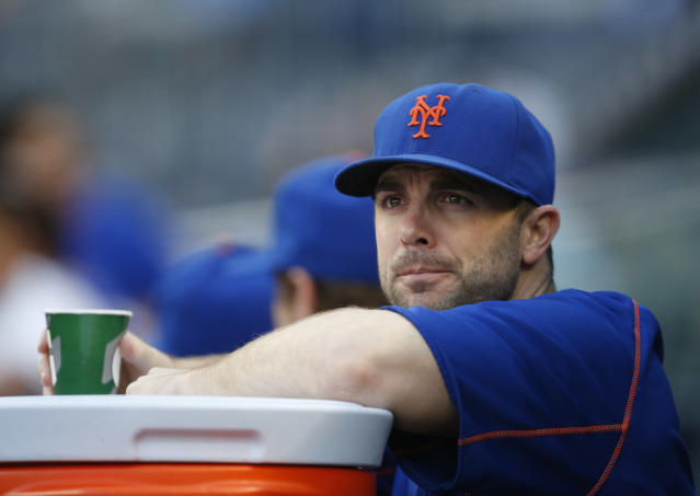 David Wright has hit another snag in his comeback attempt. (AP Photo)