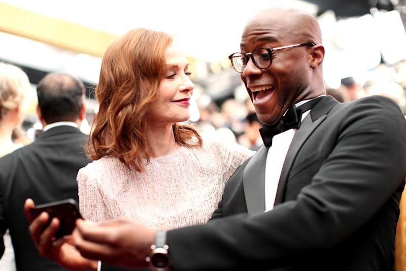 We Humbly Request That Barry Jenkins And Isabelle Huppert Just Go Ahead and Make a Movie Together