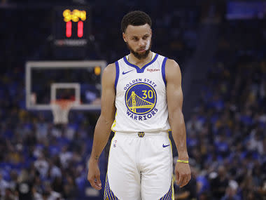NBA: Golden State Warriors all-Star guard Stephen Curry expects to return from injury before season ends