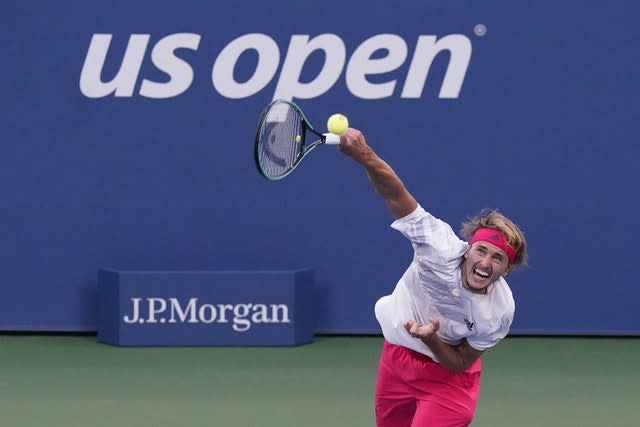 Alexander Zverev overcame a disrupted preparation to beat the Frenchman in four sets