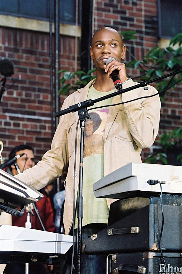 <p>No. 4: Dave Chappelle<br><em>Chappelle's Show</em> was the hottest comedy show around in 2005, until the eponymous star decided to walk off it. Now he's back with a three-comedy special deal with Netflix, making <strong>$47 million</strong> between July 2016 and June 2017. (Canadian Press) </p>