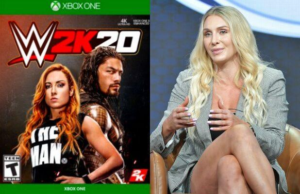 Charlotte Flair: 'It's Not a Slight' for Becky Lynch to Share 'WWE 2K20' Cover With Roman Reigns