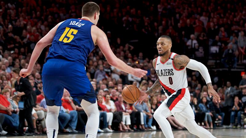 No suspensions for Nuggets, Blazers after scuffle
