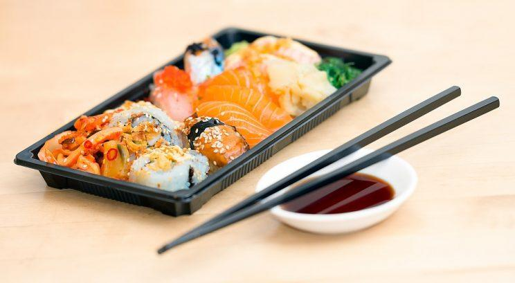 <p>A lot of sushi is great for you. But fancier types are drenched in fatty sauces and white rice with little in the way of vitamins and minerals. Choose vegetable options if you're on a health kick.<br /><i>[Photo: Getty]</i> </p>