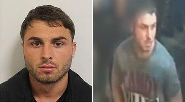 Arthur Collins, 25, has been convicted of carrying out the April attack at UK nightclub Mangle. Pictures: Metropolitan Police