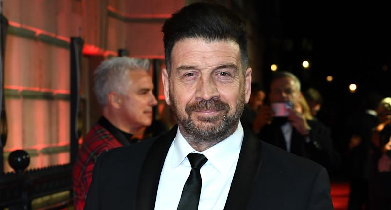 Nick Knowles was able to help out Captain Tom Moore's family. (Photo by Gareth Cattermole/Getty Images)