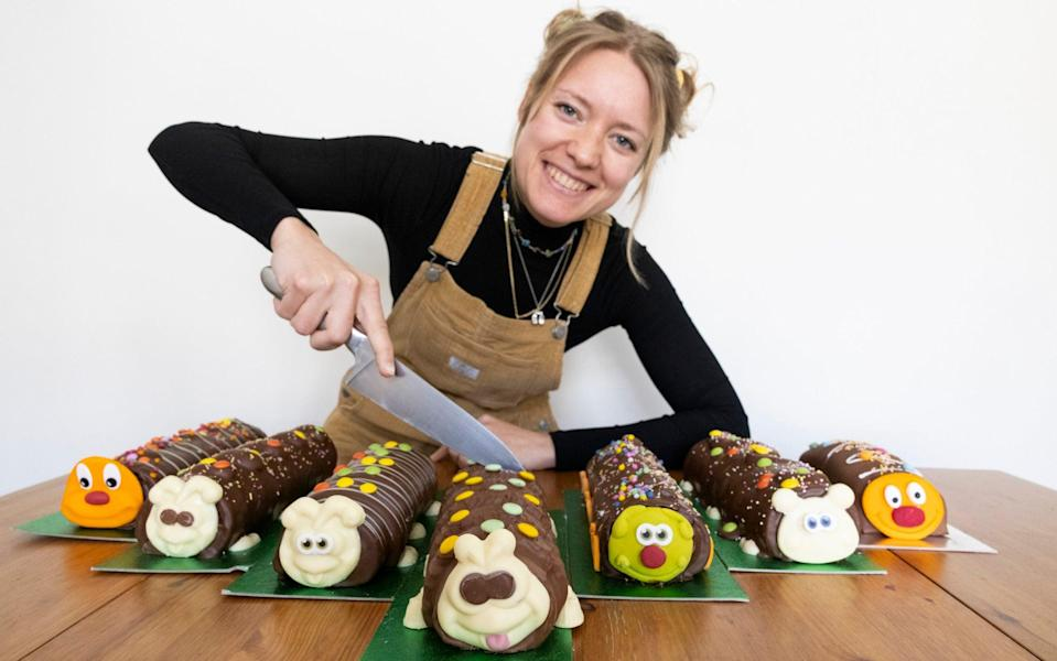 Colin the Caterpillar vs Cuthbert, Curly and Wiggles: we decide which tastes best - Heathcliff O'Malley