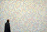 """<p>Larry Gagosian established the eponymous gallery in 1980 with the mission to bring modern and contemporary art to people across the globe. The first exhibit showcased the work of post-war artists like Roy Lichtenstein and Bruce Nauman. Since then, <a href=""""https://gagosian.com/"""" rel=""""nofollow noopener"""" target=""""_blank"""" data-ylk=""""slk:the gallery"""" class=""""link rapid-noclick-resp"""">the gallery</a> has expanded to include 16 global exhibition spaces designed by world-renowned architects such as Jean Nouvel and Richard Meier. <br><br><em>Locations include New York, Los Angeles, Rome, Athens, and Basel. </em></p>"""