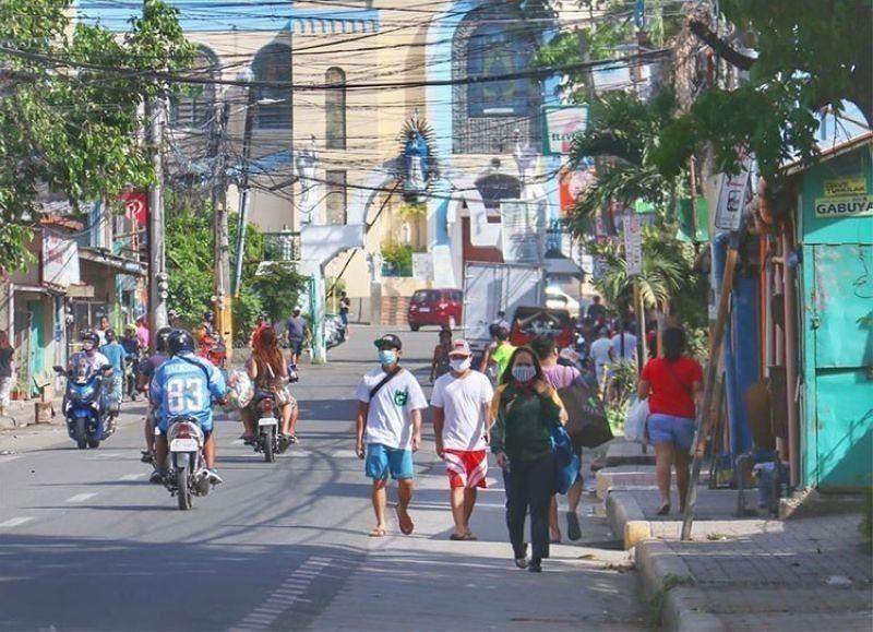 Cebuanos adopt bartering to cope with 'new normal'