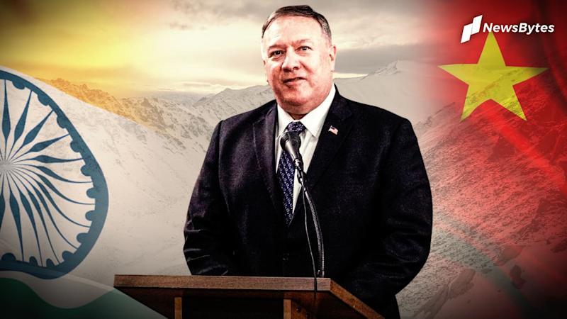 60,000 PLA soldiers deployed: Mike Pompeo, amid Indo-China tensions