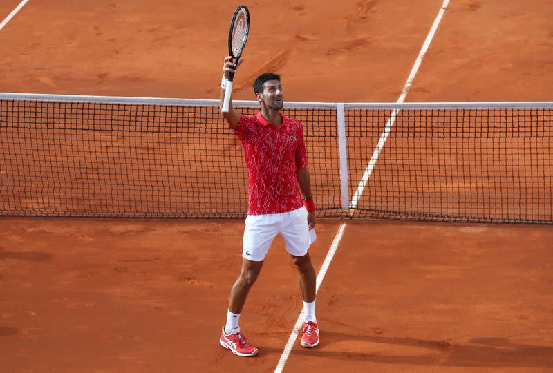 Montenegro leg of Djokovic's tennis tour cancelled