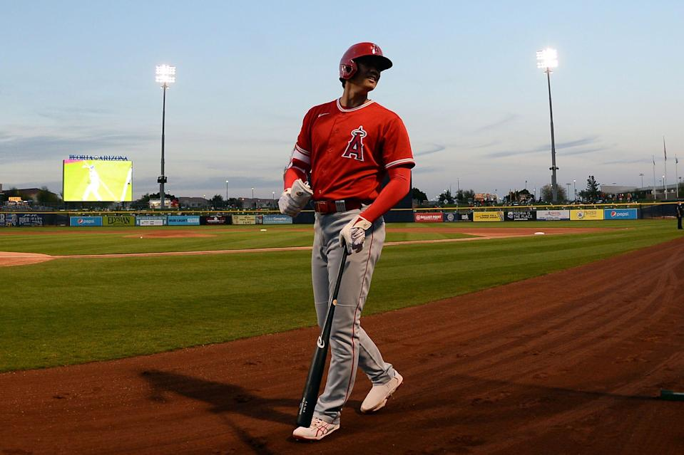 Finally healthy after a series of setbacks, Shohei Ohtani is set to be a full-time pitcher and hitter for the Angels this season.