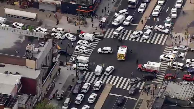Multiple Police Officers Shot in Philadelphia Firefight as Suspect Refuses to Stop Shooting