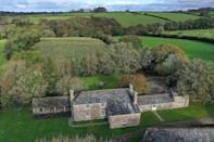 """<p>Looking for a large pad to host a big group? Whether it's family or friends, this remote Airbnb in Cornwall is a dream. The detached holiday cottage is as beautiful inside as it is from the outside: the attractive farmhouse-style kitchen, cosy living room and sumptuous bedrooms. </p><p>There are plenty of luxuries too - the Aga, the <a href=""""https://www.goodhousekeeping.com/uk/lifestyle/travel/a28536799/holiday-cottages-cotswolds-hot-tub/"""" rel=""""nofollow noopener"""" target=""""_blank"""" data-ylk=""""slk:hot tub"""" class=""""link rapid-noclick-resp"""">hot tub</a>, the games room to name but a few. This is the country Airbnb of dreams! With the rural setting and location close to Cornwall's beaches and towns, this country cottage is one to add to your wish list.</p><p><strong>Sleeps</strong>: 12</p><p><strong>Price per night:</strong> £935</p><p><strong>Why we love it: </strong>There's everything you need for a family staycation - all the space, the entertainment and plenty of character to impress</p><p><a class=""""link rapid-noclick-resp"""" href=""""https://www.airbnb.co.uk/rooms/34964064"""" rel=""""nofollow noopener"""" target=""""_blank"""" data-ylk=""""slk:SEE INSIDE"""">SEE INSIDE</a><br></p>"""