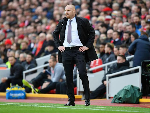 Dyche labelled the ban 'harsh': Getty